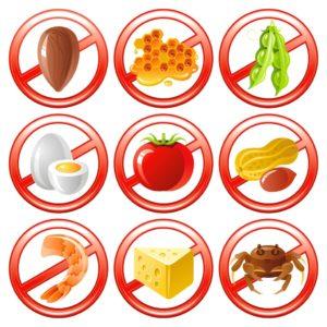 Правила диеты при крапивнице