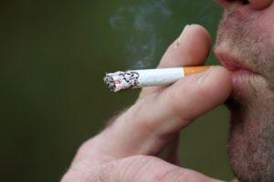 Аллергия на сигареты и табак