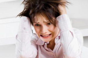Симптомы аллергии на нервной почве